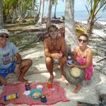 Aperitive en la playa de Miryadup
