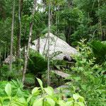 Cabaña del campamento