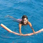 Ejercicio en el agua, hay que mantenerse en forma