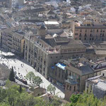 Vistas de Granada desde la Torre de la Vela