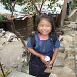 Una niña divina que conocimos