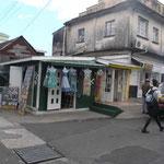 Roseau, la capital de la isla