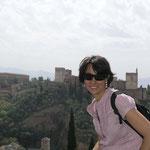 La Alhambra desde el Mirador de San Nicolás