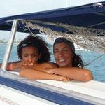 Navegando en el Pura Vida