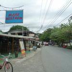 Calle principal de Puerto Viejo de Talamanca