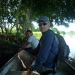 A recorrer la zona con Chengue y Daver