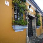 Calles de Antigua