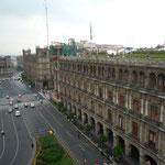 Fachada del Palacio Nacional