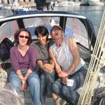 Helena, Virgi y Helena