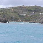 Arribando a Deep Bay