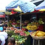 Las frutas y sus colores