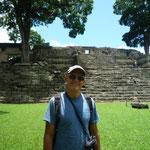 El Patio Oriental de la Acrópolis