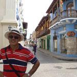 25 de diciembre, paseando por Cartagena