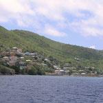 Fondeadero de Admiralty Bay