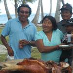 Los kunas dueños de la isla