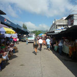 Chiquimula, en el oriente de Guatemala