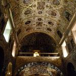 Interior barroco de la Iglesia Santo Domingo de Guzmán