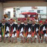 Autoridades de San Juan de Chamula