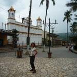 Iglesia de Copán Ruinas