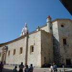 La Catedral desde atrás