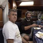 Osvaldo y Javier
