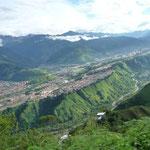 Inpresionante, Mérida entre los Andes