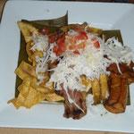 Tajada de carne, uno de los platos típicos nicaragüenses