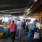 El mercado de Puerto la Cruz