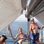 Nueva forma de navegación: yankie y toldilla