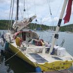 Más veleros curiosos