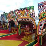 El embarcadero de Xochimilco