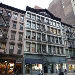 Típicos edificios de NY