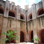 Patio interior del convento
