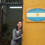 Argentina, siempre presente