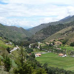 Los paisajes de la Ruta del Páramo