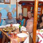 Paella en el Bahía