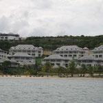 Uno de los resorts