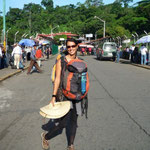 En la frontera México-Guatemala