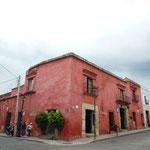 Esquina de Oaxaca