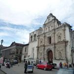 Xela, Plaza principal