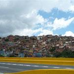 El barrio Petare, de 2.500.000 de personas