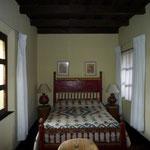 Las habitaciones del hotel de una antigüedad considerable