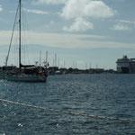 Fondeo en Bonaire