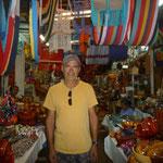 Artesanías en el Mercado Municipal