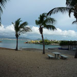 La playa del Morro