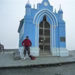 Pico El Águila, a 4.118 m. de altitud