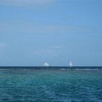 Los arrecifes que nos separan del océano