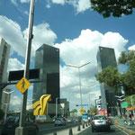 Torre el Caballito, representa el México que camina a la modernidad
