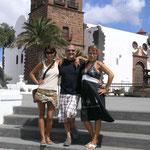 Con Carlos y Carmen