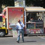 El chiringuito de helados